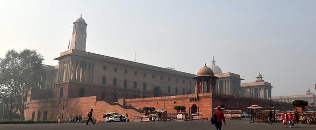 Ministry Office, South Block, Delhi