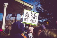 bridges not walls [Day 3671]