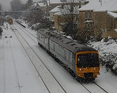OLDFIELD PARK, BATH. (mike ware) Tags: oldfield park bath snow