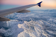 ABQ-SLC (ruifo) Tags: nikon d850 nikkor 50mm f12 ais us usa united states america flying albuquerque salt lake city in delta air lines airline airlines flight airbus a319 319 aerial aerea aérea montanha montanhas montaña montañas mountain mountaion rock rocky new mexico colorado utah n329nb wing asa ala snow neve winter inverno invierno landscape paisagem paisaje nieve weather
