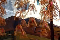 Sin Sze Si Ya Temple (Kuala Lumpur, Malaysia) (luismibg) Tags: temple scent budism kl kuala lumpur religion worship offering inciense