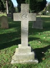 Frederick Hamilton Sorrell (Living in Dorset) Tags: aldershotmilitarycemetery aldershot hampshire england uk gb grave headstone servicegrave frederickhamiltonsorrell 1932
