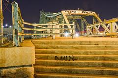 r_181111037_beat0093_a (Mitch Waxman) Tags: brooklyn dugsbo grandavenuestreet grandstreetbridge newtowncreek night newyork