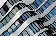Waves (Logris) Tags: architecture architektur building minimal windows fenster