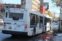 IMG_2663 (GojiMet86) Tags: mta nyc new york city bus buses 2003 d60hf 131 5567 bx19 149th street river avenue