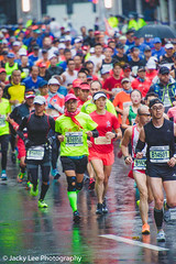 LD4_9531 (晴雨初霽) Tags: shanghai marathon race run sports photography photo nikon d4s dslr camera lens people china weekend november 2018 thousands city downtown town road street daytime rain staff