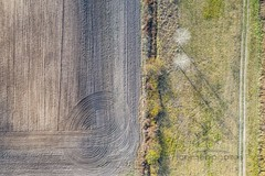 I missed the colors so I followed the light (icemanphotos) Tags: agriculture trees light nature drone aerial dronephotography soft colors