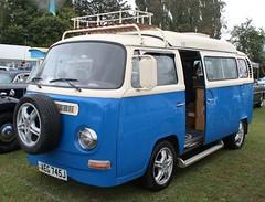 AEG 745J (1) (Nivek.Old.Gold) Tags: 1971 volkswagen kombi camper 1584cc earlybay