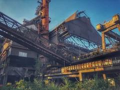 HFB (Lost&Abandoned [NL]) Tags: urban exploring urbex hfb metal fabrik rusty steel factory lost abandoned steelpipe industry