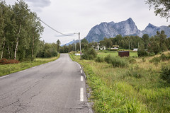 Country road (BlossomField) Tags: landscape mountain street kjerringøy nordland norwegen nor