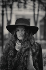 Marina (Valentyn Kolesnyk (ValeKo)) Tags: pentax people portrait mood k3 monohrome