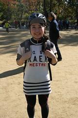 CYCLO JYAMBLE'S (jun.skywalker (enishi hand made cyclecap)) Tags: bike bicycle roadbike minivelo シクロジャンブル シクロジャンブル2018秋 服部緑地公園 osaka japan cyclojumble cyclo randonneur randonneuse