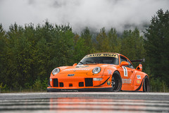 Porsche RWB 993 Jagermeister (Dylan King Photography) Tags: porsche 911 991 997 996 993 964 9972 9912 turbo c4s c4 carrera s r gt3 gt2 rwb rauhwelt begriff rauhweltbegriff vancouver whistler pemberton bc canada jagermeister