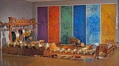 Le grand Gamelan KYAI UMBUL SARI de Java-Centre (MùSIC, musée des instruments de Céret) (dalbera) Tags: dalbera music céret muséedesinstruments france pyrénéesorientales gamelan instrumentsdejava
