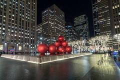 NYC 2018 (photothiel) Tags: new york nyc 2018 night long exposure nikon d750 tokina 1628mm christmas city streets