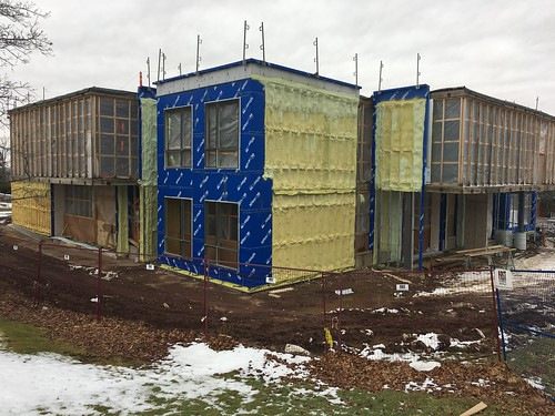 Insulation is complete.