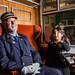Schaerbeek - Visite au dépôt de trains de Pierre HERBIET