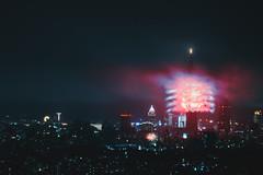 _MG_1559 (waychen_c) Tags: taiwan taipei taipeicity daandistrict daan taipei101 2019 newyear fireworks night nightscape nightview building architecture rain rainy fog mist 台灣 台北 台北市 大安區 大安 台北101 跨年 煙火