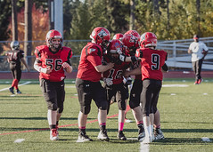 2018WP7-NWCOUGHM1846 (sumnervalleywolfpack) Tags: action activity athletics daylight football footballorganization outdoorsports outdoors performance practice recreation sportsgame sportsphotography teambuilding teamplayer teamspirit teamsports washingtonfootball wolfpack youthsports 98390 washington usa