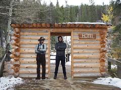Banff Rocky Mountains Road Trip Sulphur Mountain Hot Springs (Creativelena) Tags: banff mybanff rockymountains trip travel traveller roadtrip sulphurmountain mountain mountains canada alberta nationalpark visitorcentre walk heritage park spa wellness hotsprings