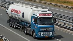 NL - Botrans Volvo FH 420 GL03 (BonsaiTruck) Tags: lag botrans volvo lkw lastwagen lastzug silozug truck trucks lorry lorries camion caminhoes silo bulk citerne powdertank