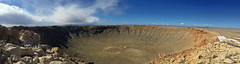 Meteor Crater Natural Landmark in AZ (landscapesinthewest) Tags: meteor crater natural landmark arizona landscape west american panoramic panorama