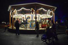 Nighttime Carousel (MTSOfan) Tags: carousel nighttime ride amusement wheelchair lights
