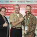 Wakil Dubes Variava Kunjungi Indo Defence 2018 Soroti Kerjasama AS - RI