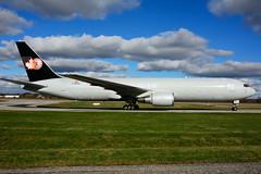 C-GXAJ (CargoJet - ex AA-cs) (Steelhead 2010) Tags: cargojet boeing b767 b767300er b767300f cargo freighter yhm creg cgxaj