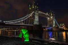 181005 9993 (steeljam) Tags: steeljam nikon d800 lightpainters london bridge magilight noc