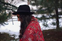 Vanjuška (jovana_damnjanovic) Tags: winter january 2019 digital nikon d40 35mm portrait woods