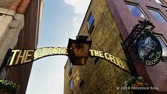 The George, 77 Borough High Street (© Freddie) Tags: london se1 borough lbsouthwark boroughhighstreet coachinginn georgeinn fjroll ©freddie