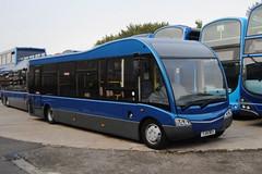 VISION BUS - BOLTON (Hesterjenna Photography) Tags: yj14beu bus psv coach optaresolo optare visionbus vision bolton blackrod busdepot busgarage transport travel
