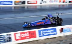 Sportsman Dragster_3918 (Fast an' Bulbous) Tags: drag race car vehicle automobile fast speed power acceleration motorsport outdoor nikon track strip racecar santapod