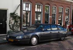 1988 Citroën CX 25 GTi Turbo 2 (rvandermaar) Tags: 1988 citroën cx 25 gti turbo 2 citroëncx citroen citroencx sidecode6 36fxpv