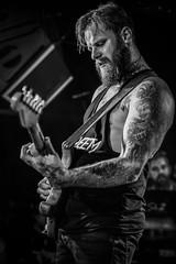 Kris Barras 182006_Kris Barras Band Borderline (concertinaP) Tags: krisbarras krisbarrasband blues rock guitar slideguitar tattoo borderline london