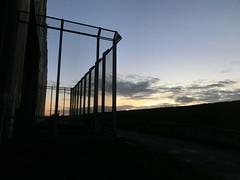 U-Boot-Bunker Valentin (Phirasaphilo) Tags: bremen bunker valentin werser sonnenuntergang sunset solnedgång solnedgang coucherdesoleil dämmerung dawn abenddämmerung abendhimmel weser