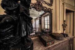 Château Alchimiste Urbex (Jan Hoogendoorn) Tags: france frankrijk urbex urbanexploring decayed abandoned vervallen verlaten châteaualchimiste