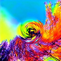 Abstraction (aRtphotojart) Tags: art creative colors abstraction