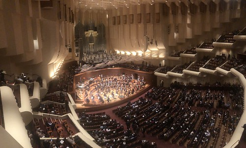 Davies Symphony Hall, San Francisco