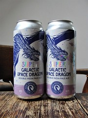Super Galactic Space Dragon (knightbefore_99) Tags: beer cerveza pivo tasty hops malt can craft west coast super galactic space dragon double ipa india pale ale odin brewing tukwila washington
