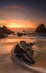Seis praias... (6) (Piotr Stachowiak) Tags: 2019 adraga atlantic le location portugal scapes sea beach coast costa longexposure ocean playa seascape seaside tecnica view