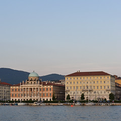 Italy - Trieste - waterfront