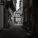 Alley in Bad Wildungen