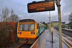 Transport for Wales 142083 - Bridgend (KA Transport Photography) Tags: transport for wales 142083 bridgend