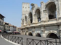 Arles Amphitheater (dckellyphoto) Tags: arles provencealpescôtedazur france 2013 bouchesdurhône europe roman arlesamphitheater amphitheater ruin building old