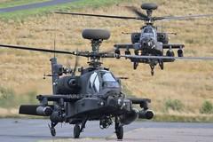 (scobie56) Tags: wah64d apache ah1 gunship aac army air corps 3 4 regiment wattisham scottishborders scotland hunter killer