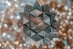 Star Ilse (talina_78) Tags: origami hexagon star