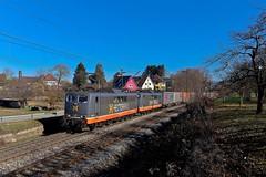 Hectorrail 162.001 + 162.005 bei Schallstadt (christianwolf2) Tags: badische hauptbahn rheintalbahn karlsruhe freiburg basel südbaden schallstadt baureihe 151 hectorrail 162