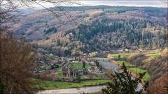 Tintern Abbey (E.Kilmartin) Tags: tinternabbey wyevalley devilspulpit landscape riverwye tintern outdoors pentax k3ll hdda1685mmf3556eddcwr